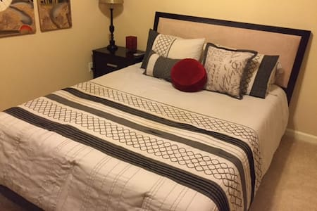 Beautiful Guest room - Montgomery - Casa