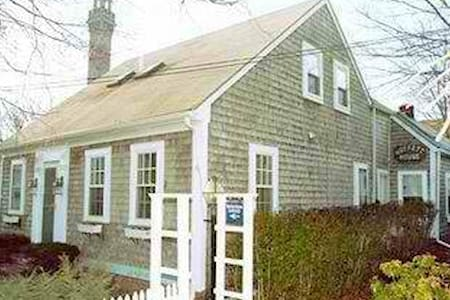 Moffett house inn - Center of Ptown - Provincetown - Huis