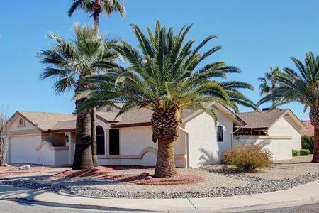 Lovely Casita in Sun City West,Arizona - Sun City West - Bungaló