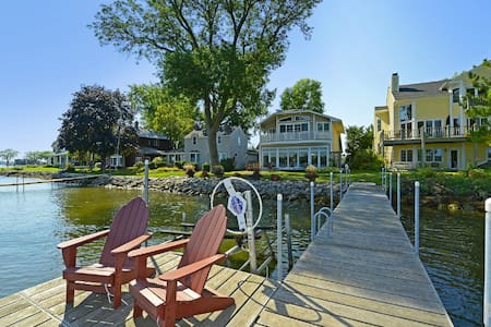 Lake Minnetonka House 9 Mins away from Ryder Cup - Rumah