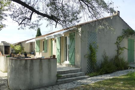 Petite maison village proche de Montpellier - Villa