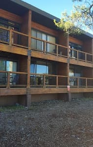 Location!  Location!   Location! This soon-to-be newly remodeled studio condo is located in the Tahoe Donner Resort, at the base of the Tahoe Donner ski hill.   Minutes from world class skiing, hiking, mountain biking, Lake Tahoe, and more!