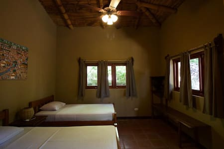 Apoyo Lodge - Forest Room - Masaya - Bed & Breakfast