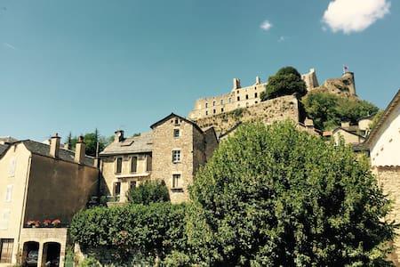 Appartement cité du Château - Townhouse