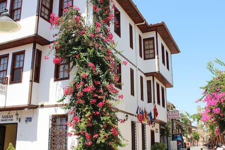 Basic Double Room in the Oldtown - Antalya