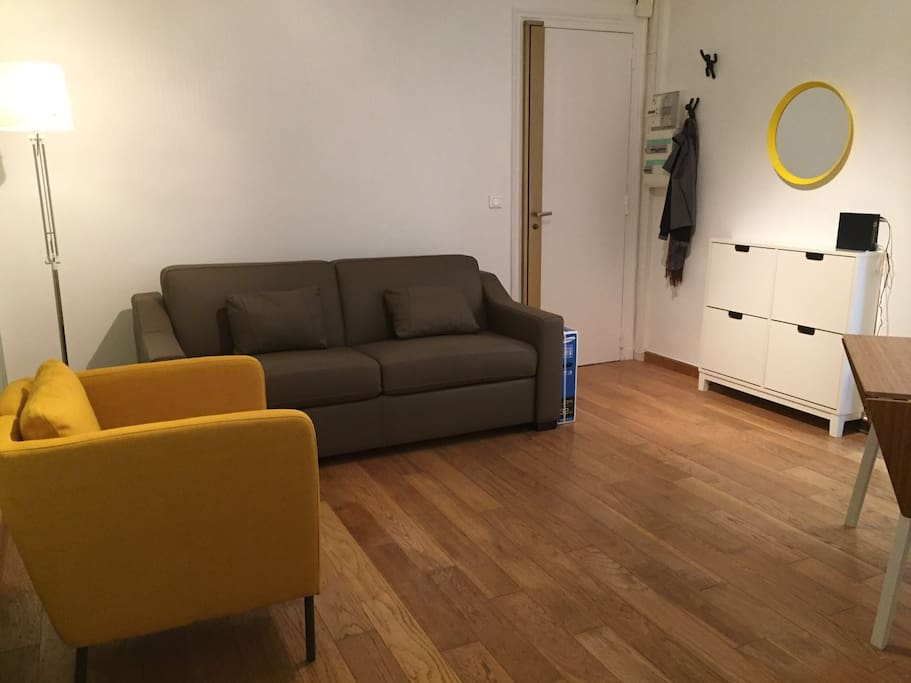 [Monttessuy] Eiffel Tower Brand New Cosy Flat