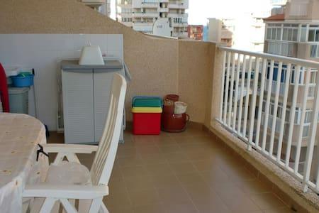 apartamento 2ª linea de playa - Apartment