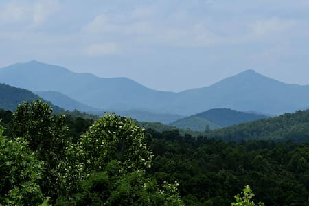 Gorgeous Mountain Views On the Lake - Rabun Gap - Ev