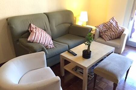 CHARMING IN MADRID CENTER - Appartement