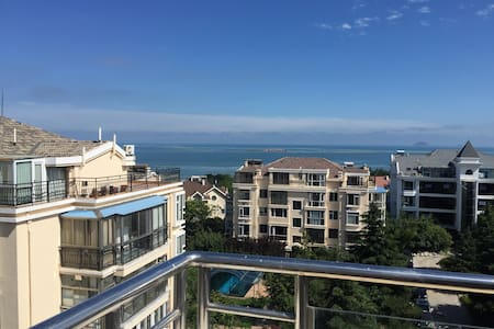 Nice seaview App with rooftop close to downtown - Appartamento