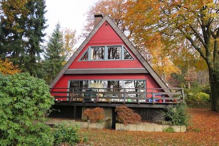 Schwedenhaus für 4+1 in Morsbach - Morsbach