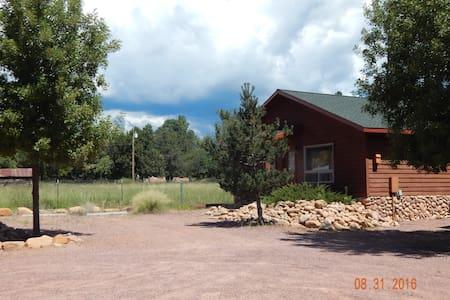Pine Creek Cabins...Cabin 2...Juniper - Pine