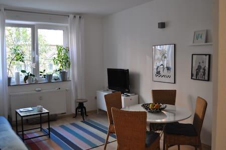 Gemütliche Stadtwohnung im Nauwieser Viertel - Saarbrücken - Appartement