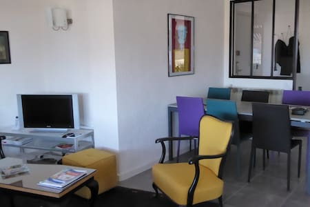 Bel appartement lumineux avec balcons - Apartmen