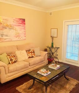 Cozy Condo in Little Rock - Wohnung