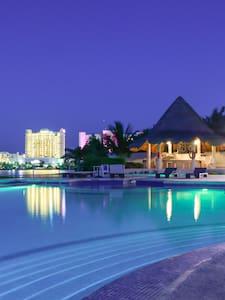 Cancun on Isla Dorada Zona Hotelera - Cancún - Appartement