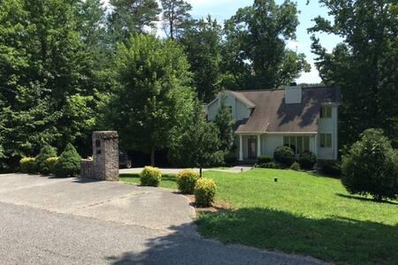 Rock Island Lake House - Walling - Ház