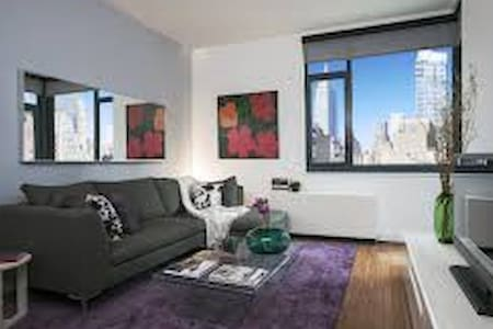 New York City Top-Floor Mid-Town Apartment (new) - New York - Apartment