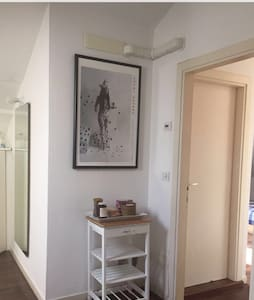 Mansarda luminosa a Cervia - Appartement