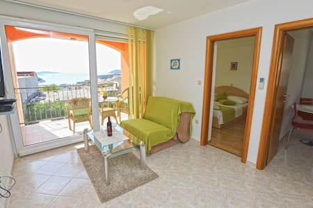 Apartment for 3 with sea view - Apartamento