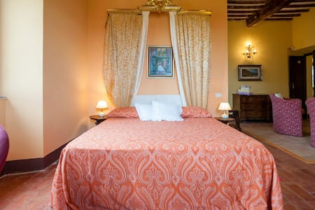 Very panoramic suite- b&b Il Povile - Bed & Breakfast