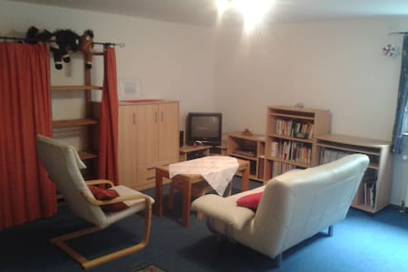 Studiolike room in Buchholz near Hamburg - House