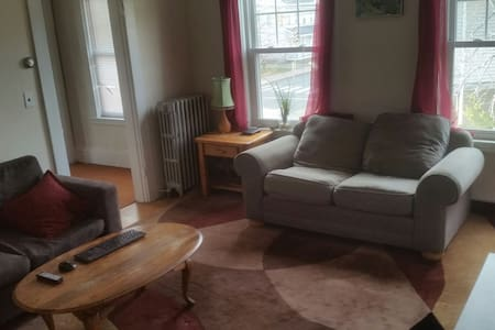 Sunny Apartment in Great Location - Waltham - Apartment