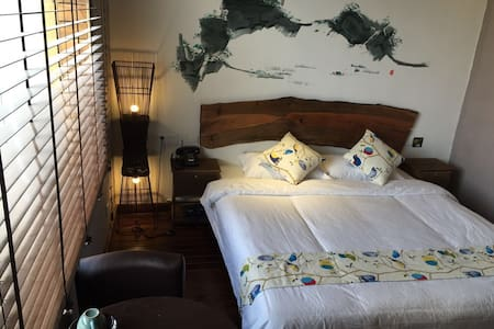 温馨舒适大床房 - House