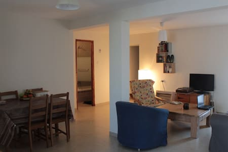 quiet and spacious room - Jerusalem - Apartment