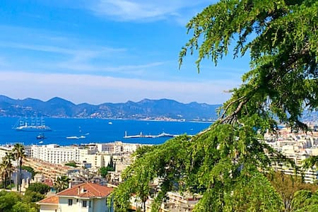 SEA VIEW CALIFORNIE - Cannes - Apartment