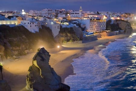 Sea view and city center ALBUFEIRA - Albufeira