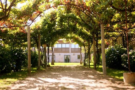 Quinta - Turismo Rural - Casa da Eira T3 - Gondifelos - Vila