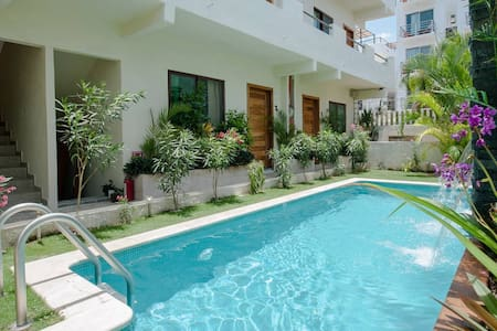 "Flat ""La Fortaleza"" close 5th Avenue & Beach (6) - Daire"