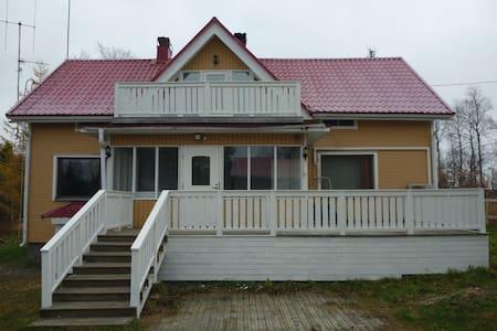 2 floor cottage in Kuusamo wilderness - Kuusamo - Hus