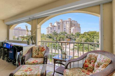Luxury indulgence beach access - Marco Island - 아파트(콘도미니엄)