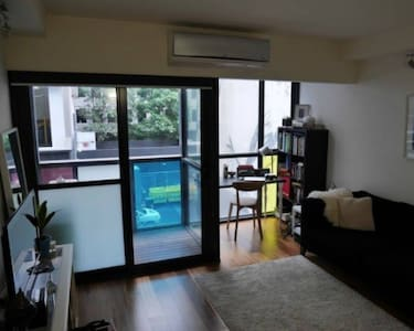 1 Bedroom Apartment off Bourke St Melbourne CBD! - Melbourne - Appartement