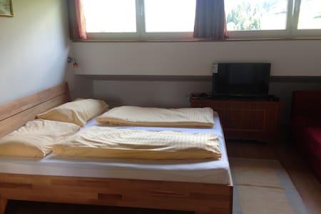 Neues Apartment A neben Ski-Lift - Lakás