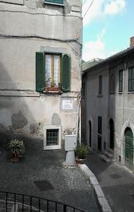 Lo studio del Cardinale Filippo Giustini - Cineto Romano