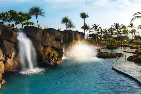 Waikoloa Beach Kings' Land Resort Avail Dec 24-31 - Waikoloa Village - Lejlighedskompleks