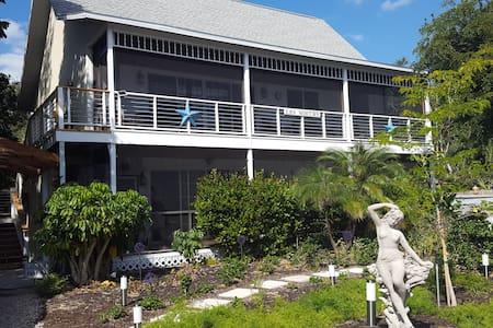 "Beach Duplex 200 yards to the beach ""Les Soeurs"" - Fort Myers Beach - 獨棟"