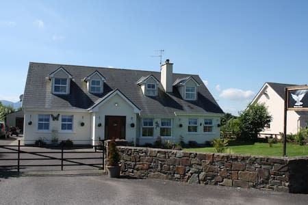 Rural welcoming family home - (Dbl) - Bed & Breakfast