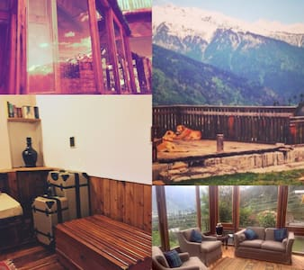 Taara House: Luxurious Cottage Room in Manali - Manali - Cottage