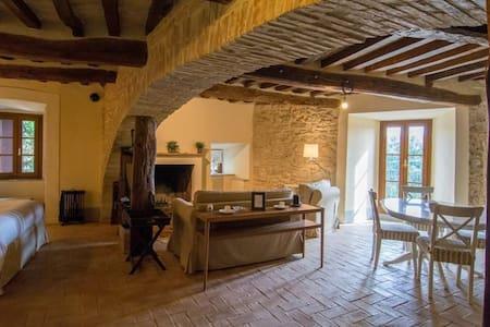 Appartamento Il Principe - Castello di Frontignano - Lejlighed