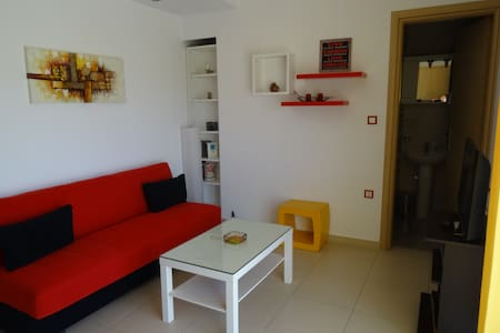 Giannmary Red House - Paleochora - Appartement