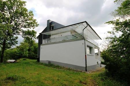 Wohnung mit phantastischem Ausblick - Appartement