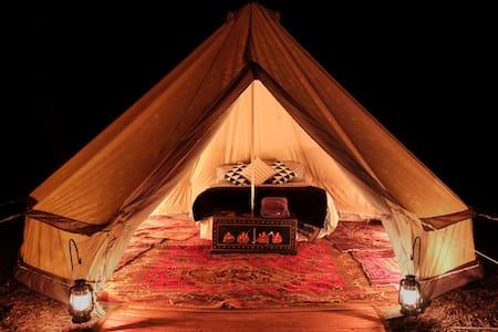 Luxury Camping at Simple Pleasures - Tente