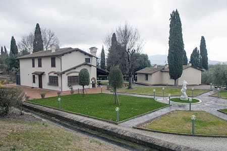 Villa vicino ad Arezzo - Villa
