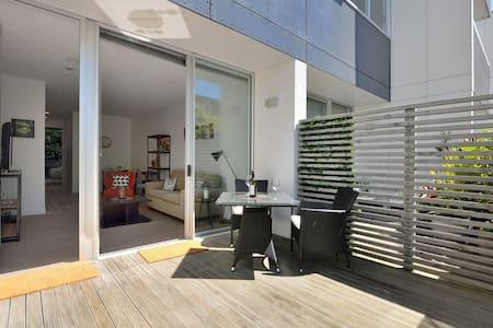 Location! Prestigious Beaumont Quarter apartment - Auckland