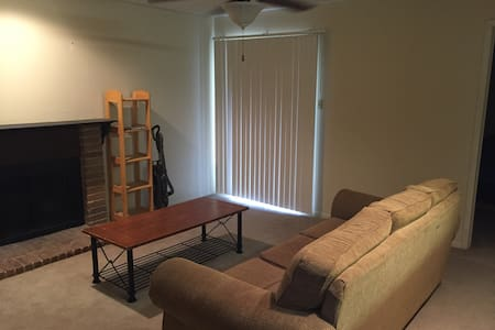 Private Condo near Kyle Field - College Station - Condominium