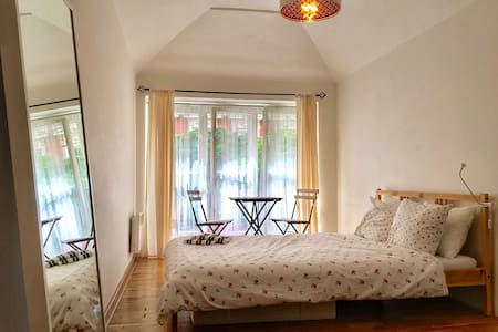 Romantic & cozy flat in city center (metro 1 min) - Prag